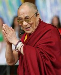 Dalai Lama - the realm of a spiritual teacher