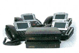 Setting up hosted VoIP