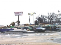 More Hurricane Katrina Damage