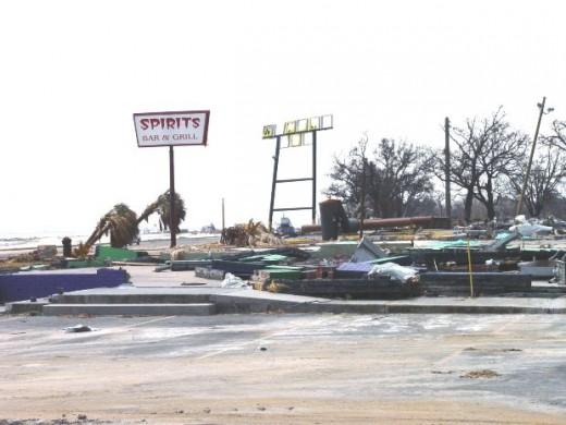 More Hurricane Katrina Damage