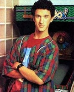 """DUSTIN DIAMOND """"SCREECH"""" His annoying fingernails-on-the-blackboard screeching on Saved By The Bell wasn't enough to propel him into more teen-related shows, but it did give him a Celebrity Boxing gig."""