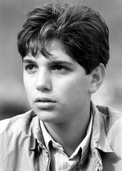 RALPH MACCHIO The Outsiders, Karate Kid and My Cousin Vinny. Three hit movies. Hope the royalties are still coming in.