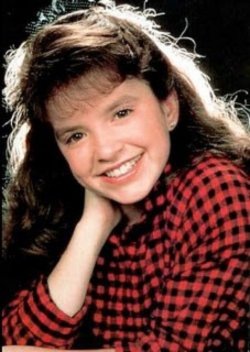 TIFFANY BRISSETTE Small Wonder. At least she DID have that small taste of fame. God help her to not be pumping sugar-laced soda's in some 24/7 convenience store in LA.