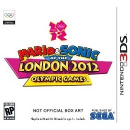 Mario & Sonic at London 2012 Olympics!
