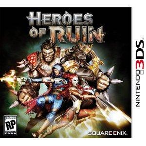 Heroes of Ruin - Best DSi game.