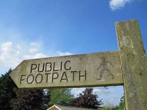 Footpath to Farm