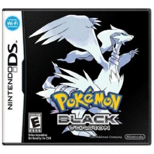 Pokemon Black and Pokémon White