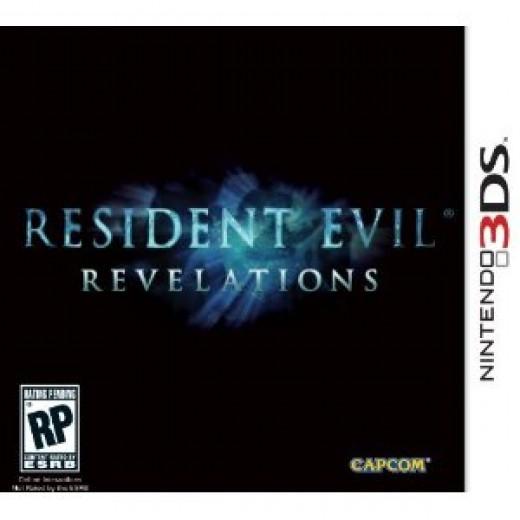 Resident Evil Revelations Best DSi Game 2011