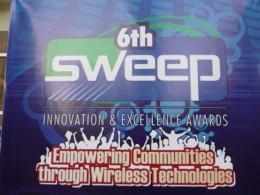 SWEEP banner