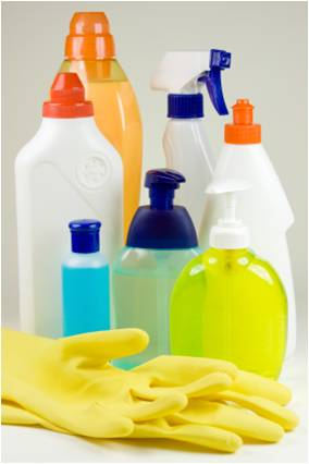 It is important to know with what cleaning agents different surfaces can be treated.