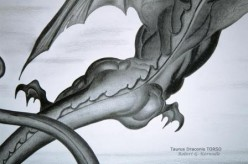 Dragons Based On Mammals Symbolize Strength, Stealth, And Sublime Power