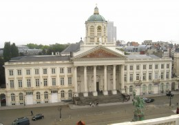 Saint Jacques-sur-Coudenberg / Sint-Jacob-op-Coudenberg, Brussels