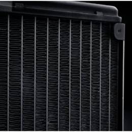 Corsair Cooling Hydro Series H50 All-in One High performance CPU Cooler CWCH50-1 Review (Radiator)