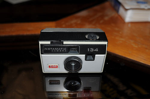 The Kodak Instamatic