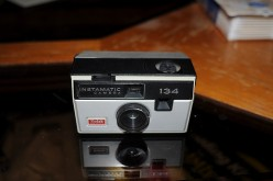 How to Convert a Kodak Instamatic to 35mm