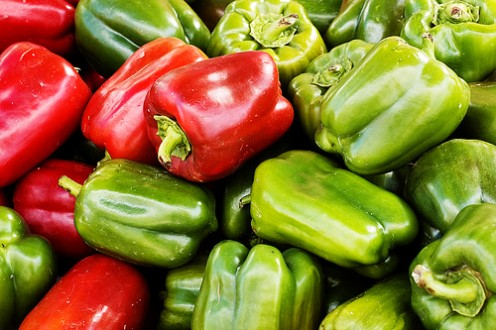 Bell peppers are one of the biggest offenders on the Dirty Dozen List, but luckily, certified organic growers tend to keep most regions well-supplied with organic peppers.