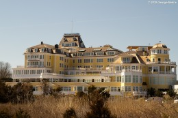 Ocean House is an historical hotel situated in Watch Hill that originally opened in 1868
