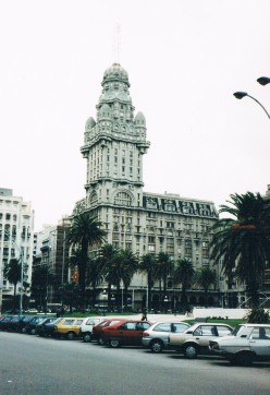 Salvo Palace, Montevideo, Uruguay