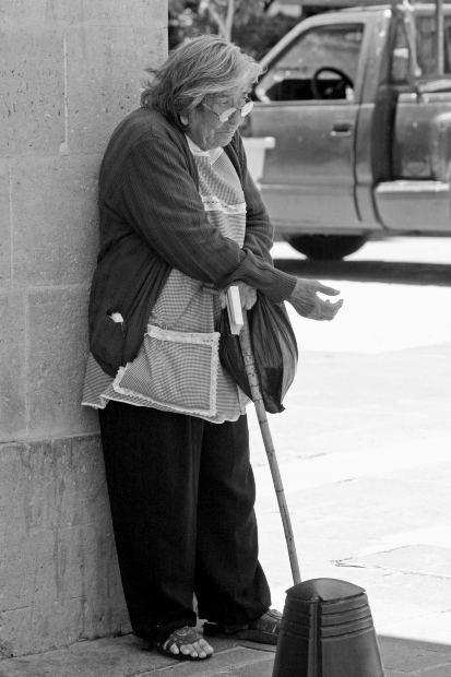 San Antonio offers help for the homeless.