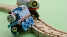 Thomas The Train Wrecking