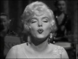 Her legendary glamour!