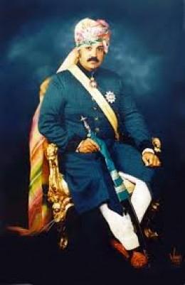 He Ruled Rajastan - India.