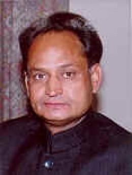 Shri. Ashok Gehlot B.Sc., M.A. (Economics), LL.B. Jodhpur University, Jodhpur (Rajasthan).