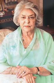 She was counted in 'The Ten Most Beautiful Women of the World' along with actress  Leela Naidu by the Vogue Magazine. She was 90 when she died.