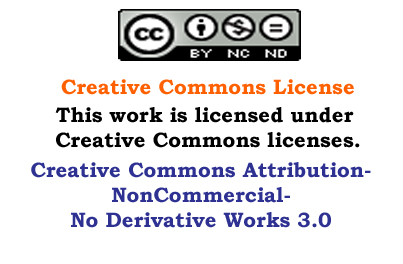 This means that this document is my property, and you have a right to use it personally, but if you want to use it commercially, then you need my permission, in writing.