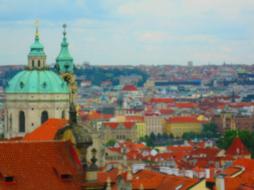 Beautiful, romantic Prague