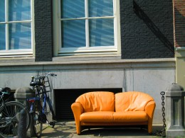 Couch(surfing) in Amsterdam