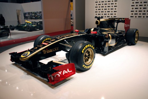 2011 Lotus