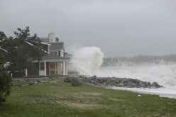 Tropical Storm Irene slams the Connecticut Coast! Photos!