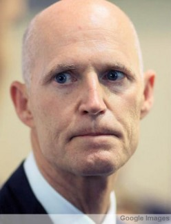 Republican Govenor Rick Scott Sued over Discrimination