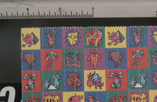 "LSD on paper (""blotter acid"")"