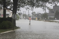 Photos & Video of Tropical Storm Irene in Milford, Connecticut
