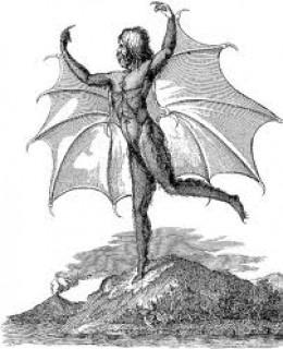 Lunar Man-Bat