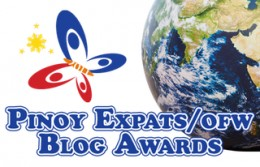 Philippine Expats Blog Awards 2011