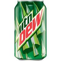 Doing the Mountain Dew!!