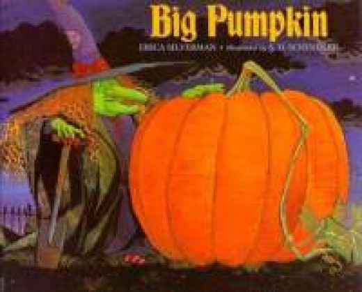 Big Pumpkin by Silverman