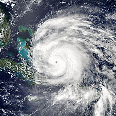 Hurricane Irene.