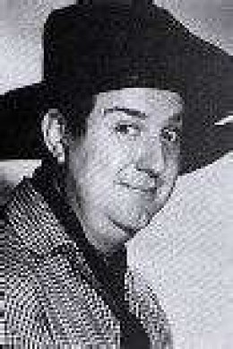 ROCKY BURNETTE, starred in many movies with Roy Rogers. His swift, country wit saved Roy from many situations that othewise would have been disasterous.