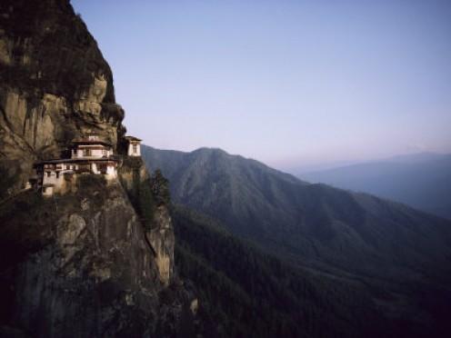 TIGER'S DEN A BUDDHIST MONASTERY