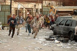 I am not a fan of running zombies, but, it does make them quite a bit scarier.
