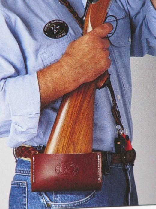 The Coyote Gun Caddy