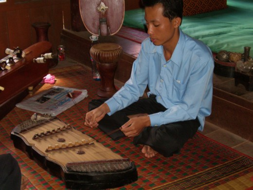 Cambodian Traditional Musical Instruments