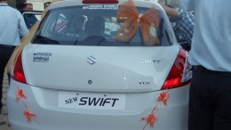 New Maruti Swift Vdi in Hoshiarpur Punjab.