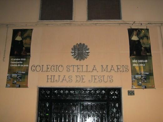 My international teaching experience in Almeria, Spain