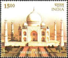 Taj in Stamps, India