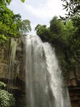 Waterfall at Chambok
